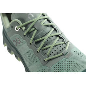On Cloudventure Shoes Women moss-olive